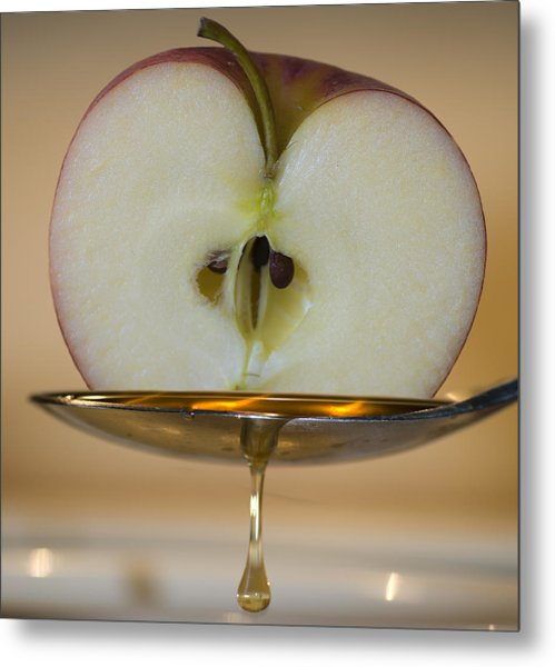 Sweet Apple Metal Print