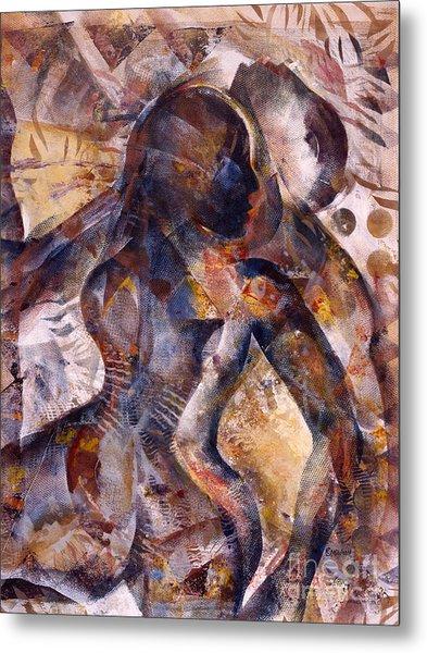 Tango Metal Print by Charles B Mitchell