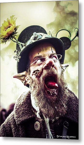 The Fool Goblin Metal Print