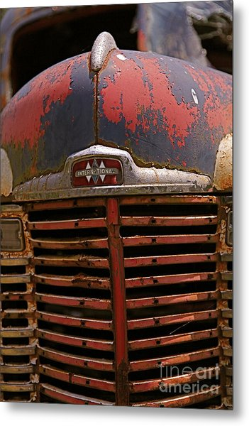 The Front End 1 Metal Print