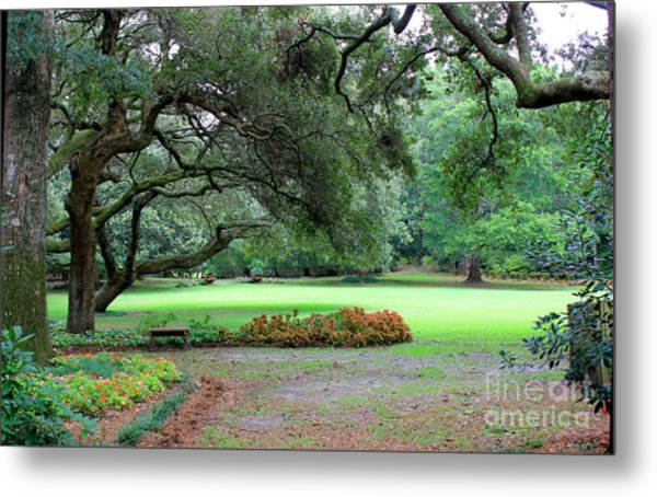 The Great Lawn Metal Print