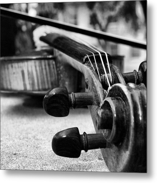 The Miraculous Combination Of Strings Metal Print