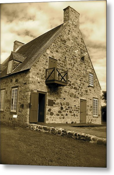 The Old Presbytery Metal Print