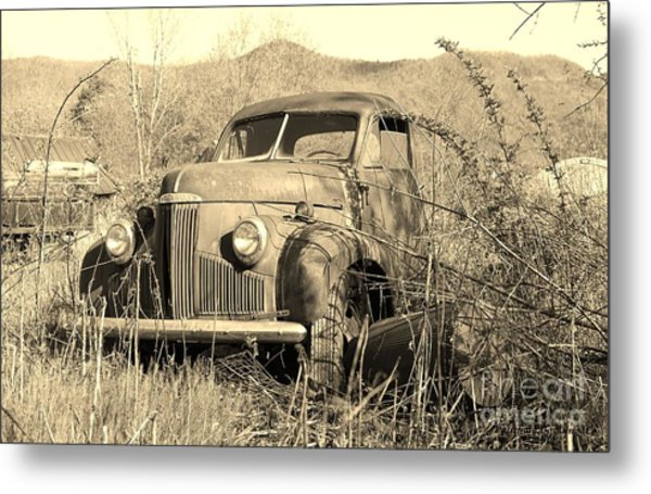 The Ole Studebaker Metal Print