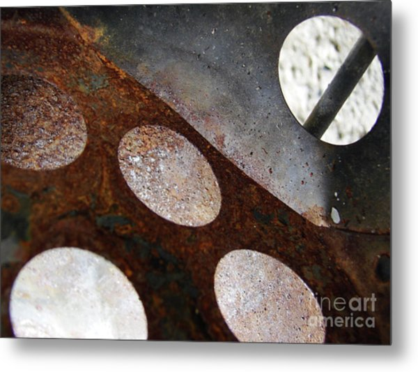 The Only Untitled Metal Print