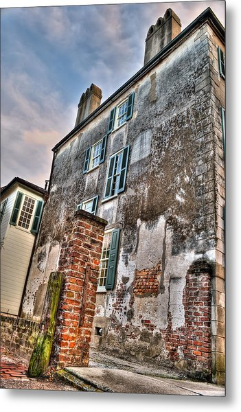 The Past Revealed Metal Print
