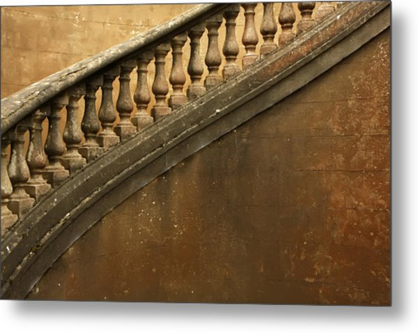 The Queen's Staircase Metal Print