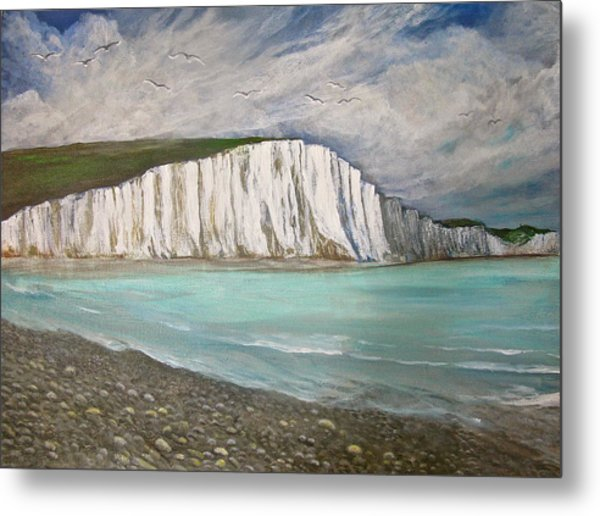 The Seven Sisters Metal Print by Heather Matthews