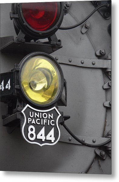 The Up 844 Metal Print