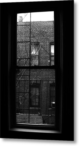 The View At 155th Street Metal Print