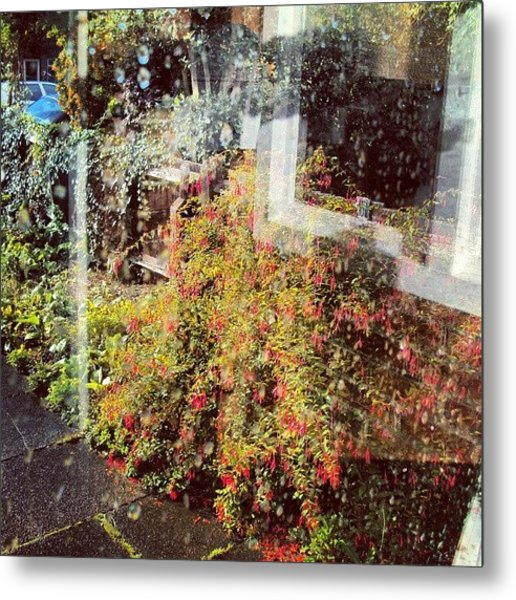 The View From My Window, #cambridge #uk Metal Print
