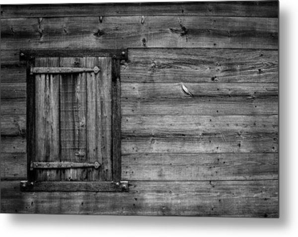 No Title Metal Print by Vintage Pix