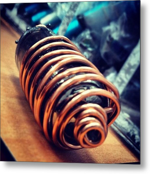 This #vacuumtube Will Potentially Be Metal Print