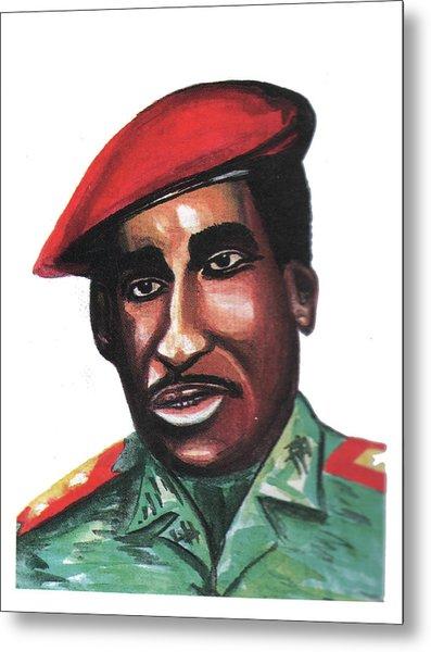 Thomas Sankara Metal Print