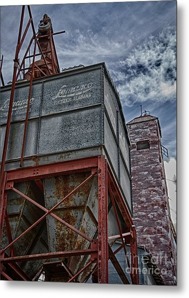 Through The Mill Metal Print by Ken Williams