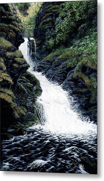 Thunderbird Falls Metal Print