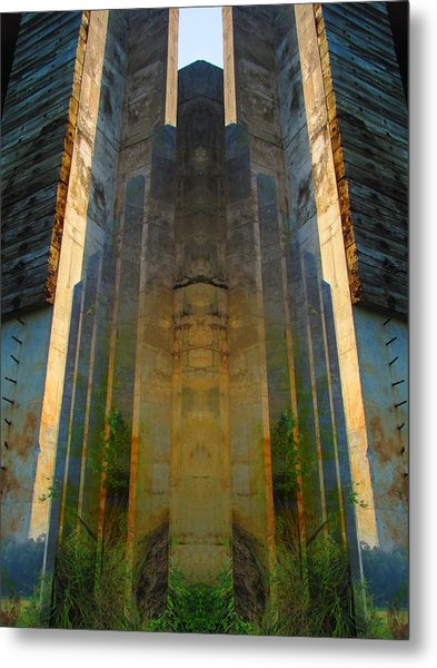 Totem Metal Print by Michele Caporaso