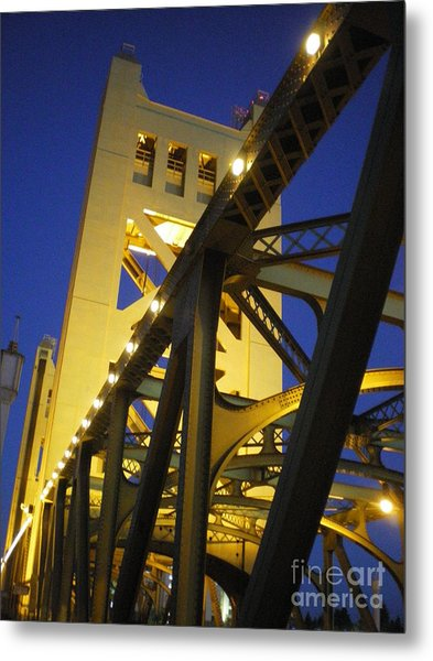 Tower Bridge Metal Print