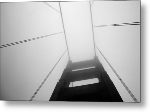 Towering Above Metal Print