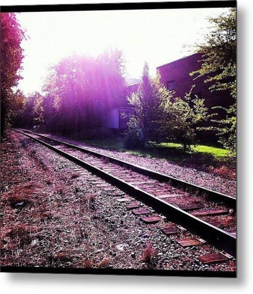 Trackstonowhere Metal Print