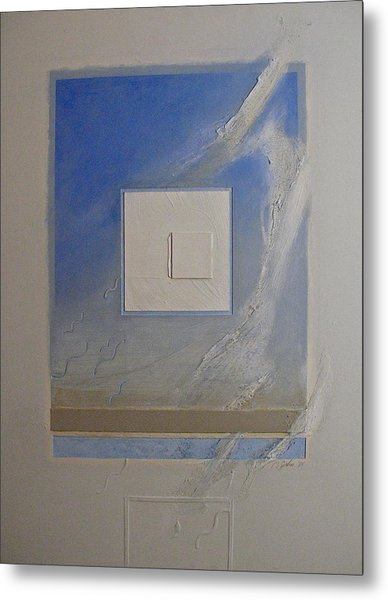 Transition 1   Weather Metal Print by Cliff Spohn