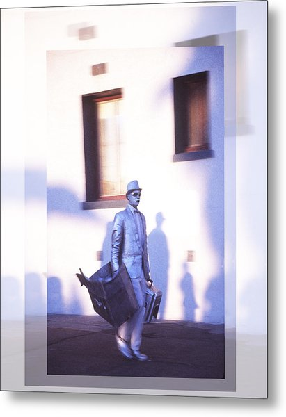 Twilight Going Home At Last Metal Print