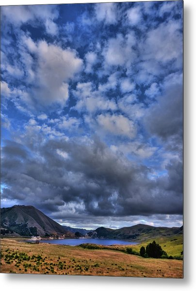 Twitchell Reservoir  Metal Print