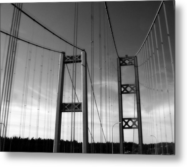 Two Bridges 2 Metal Print