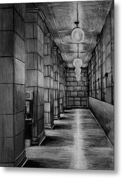 Union Station Metal Print by Mike N