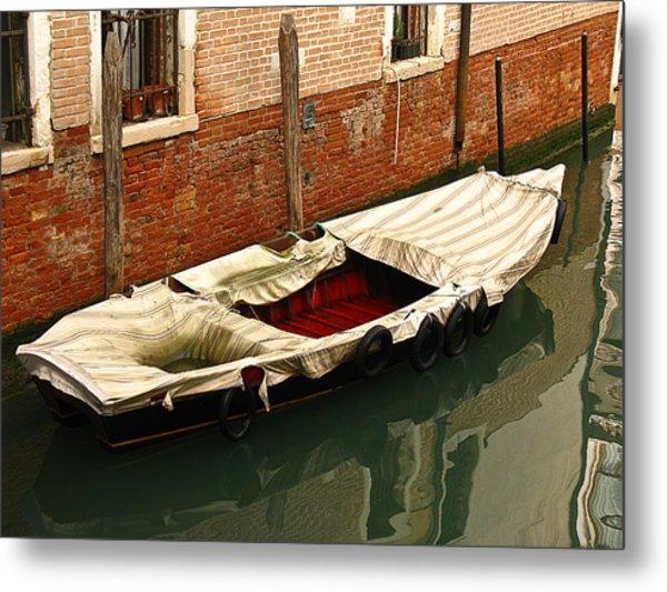 Venice Italy Fine Art Print Metal Print by Ian Stevenson