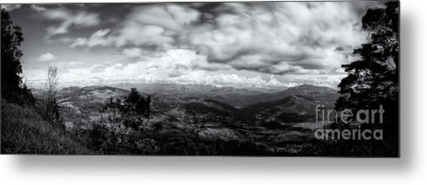 View From The James Taylor Seat  Panorama  Metal Print
