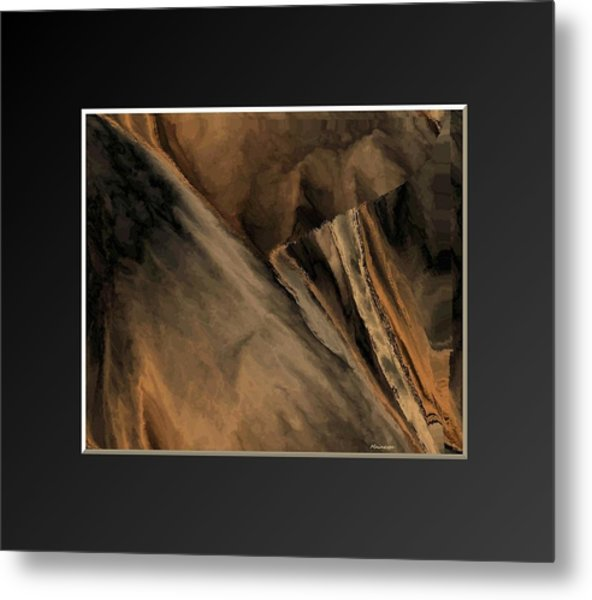Vintage-cloth 1 Metal Print
