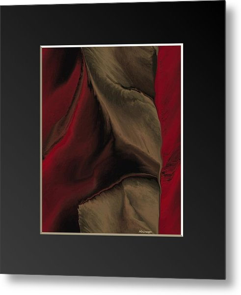 Vintage-cloth 3 Metal Print