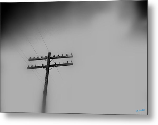 Voices From Heaven Metal Print