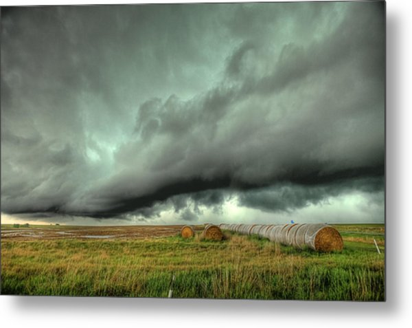 Wall Cloud Photograph By Thomas Zimmerman