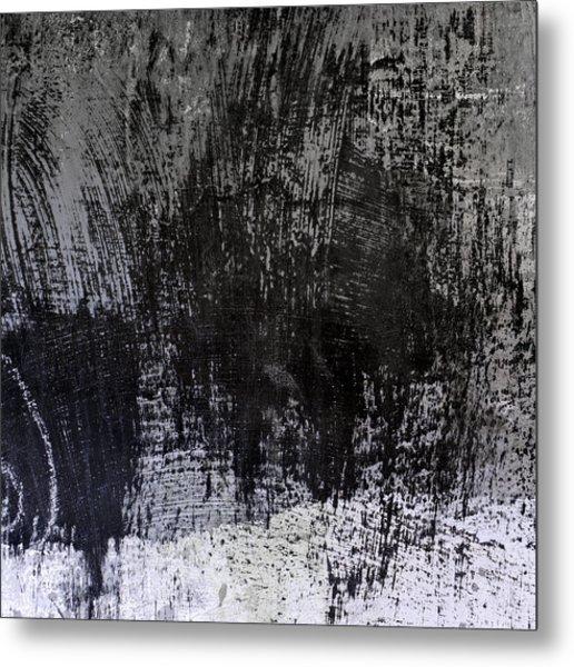 Wall Texture Number 7 Metal Print