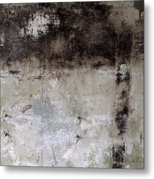 Wall Texture Number 8 Metal Print