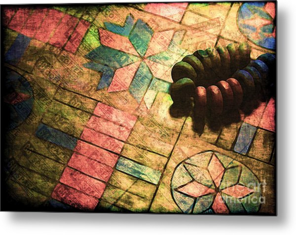 War Games Metal Print