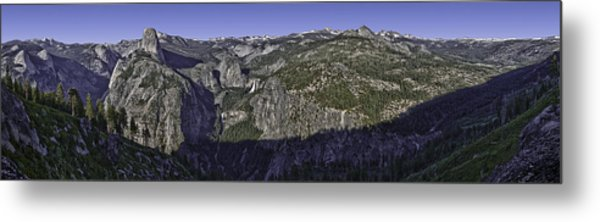 Washburn Point Outlook Metal Print by Nathaniel Kolby