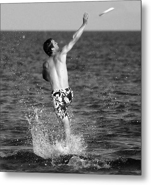 Water Sports Metal Print