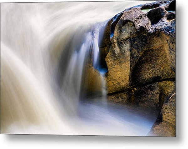 Metal Print featuring the photograph Water Ways by David Buhler