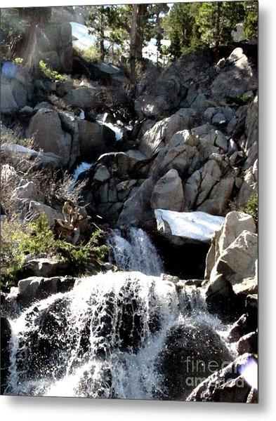 Waterfall 5 Metal Print