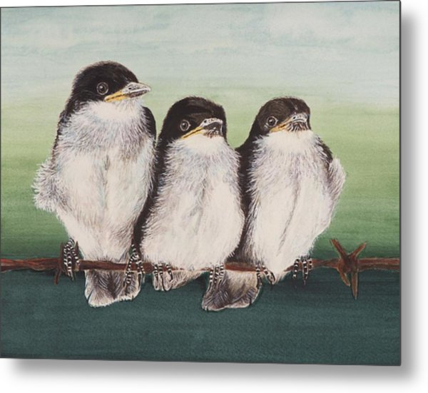 We Three Kings Metal Print