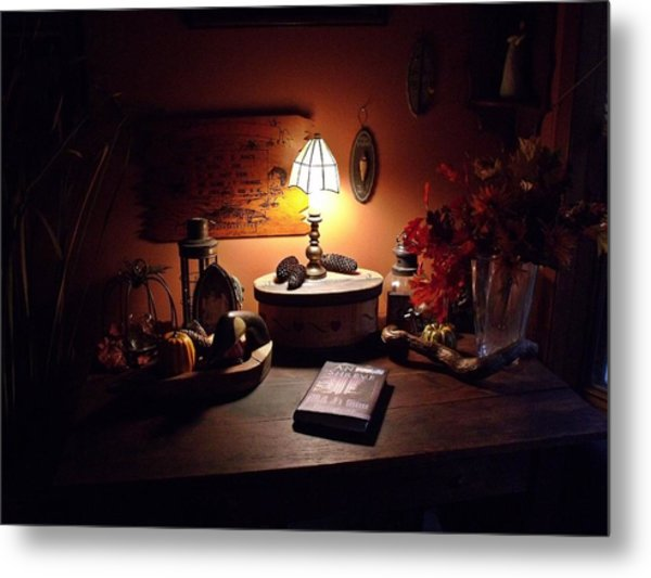 Welcome Metal Print by Dave Dresser