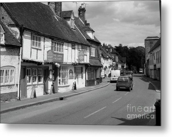 West Wycombe Metal Print by Donald Davis