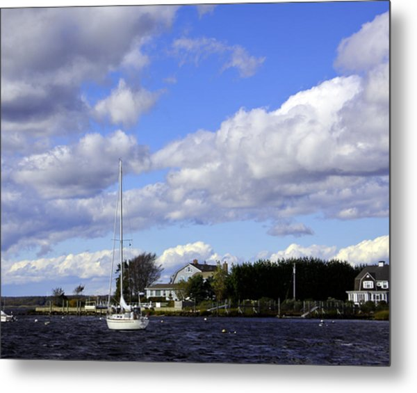 Westerly Ri. Oct. 2012 1 Metal Print