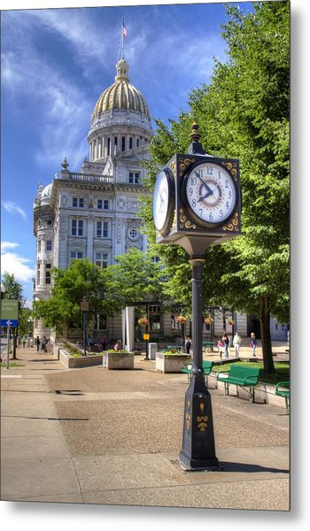 Westmoreland County Courthouse Metal Print