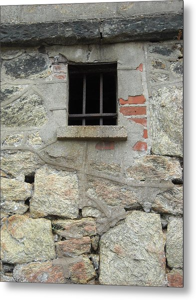 Window Of Desire Metal Print