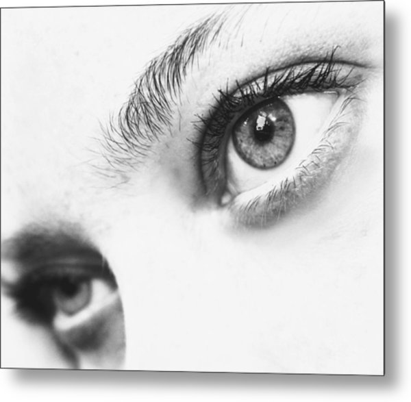 Windows To The Soul Metal Print