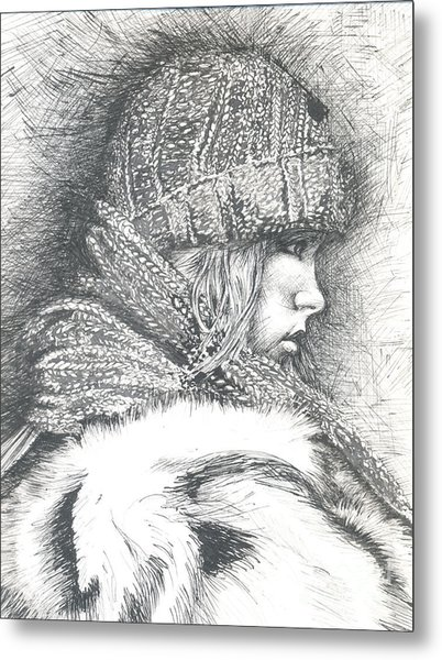 Winter Winter.... So What Metal Print by Jovica Kostic